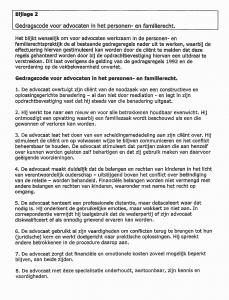 Gedragscode-familierechtadvocaten